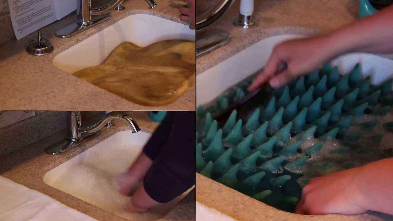 Charmant How To Wash A Seat Cushion   WonderGel, Memory Foam, Regular Foam   YouTube