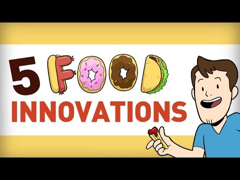 5 Food Innovations We Desperately Need