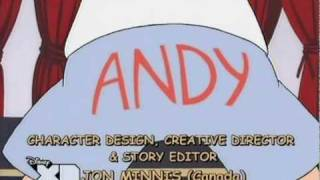 What's With Andy Intro/Theme [Seizoen 2] [Dutch] [HQ]