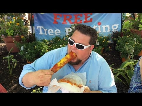 Food Coma at Iowa State Fair!
