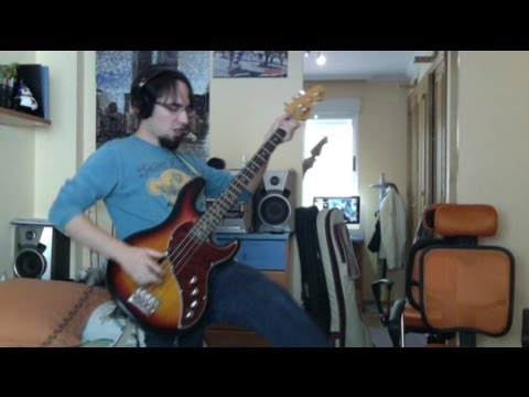 Sexy Little Thing (Chickenfoot) - Bass cover