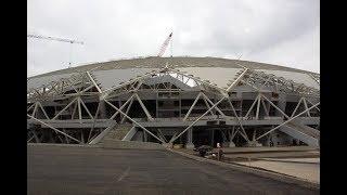 Самарский футбольный стадион