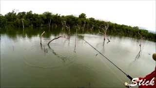 Pescaria de Tucunare - Lago do Peixe - TO - 27/12/2013 ( PARTE 1/4 )