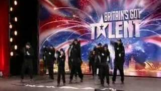 Britains Got Talent 09 - Diversity  dance act must watch!