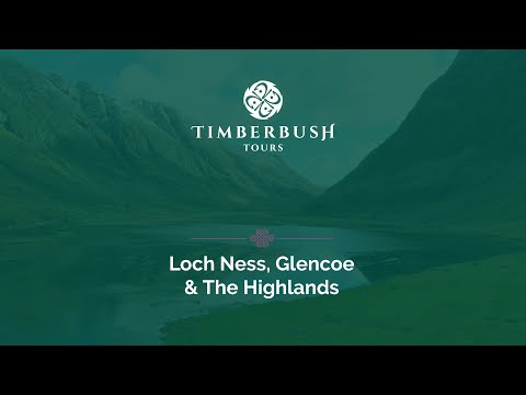 Loch Ness, Glencoe & the Highlands Tour from Glasgow - Video