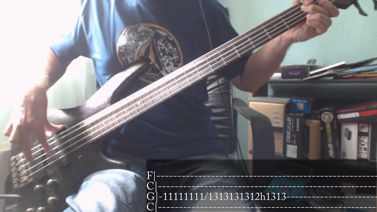 Maximum the hormone koi no mega lover bass cover tab for Koi no mega lover