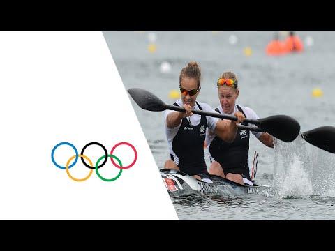 Women's Kayak Double 500m Semi Final - Full Replay ...