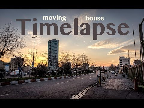 Moving House Timelapse