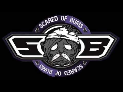 Scared Of Bums - Boring ( Cover Lirik Vidio )