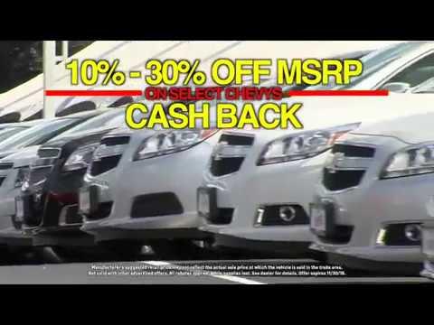 Gary Lang Chevy >> Chevy Black Friday Savings At Gary Lang Chevrolet In Mchenry