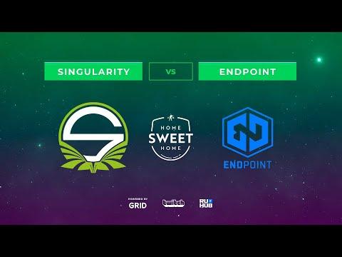 Singularity vs EndPoint vod