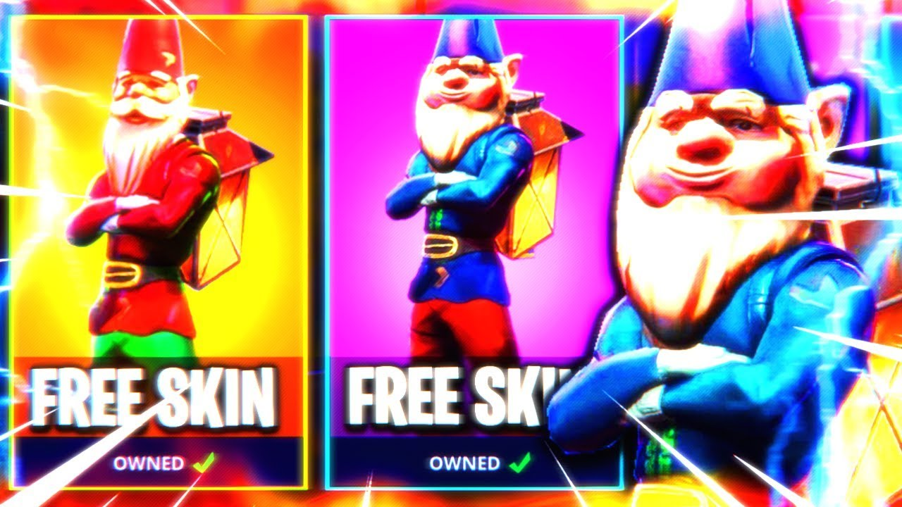 how to get all the skins in fortnite for free