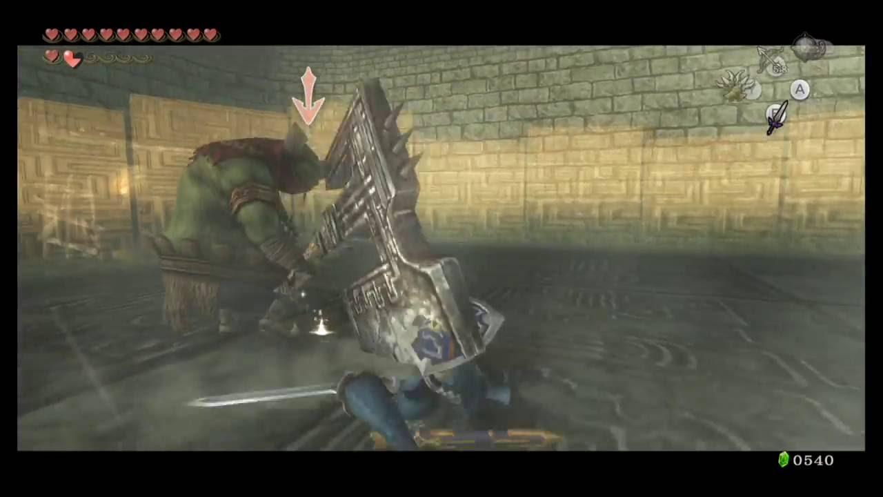 20 Final Dungeon Hyrule Castle The Legend Of Zelda Twilight Princess Hd Walkthrough Neoseeker