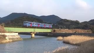 或る列車に追われる大村線快速