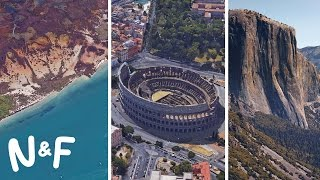 Google Earth's Incredible 3D Imagery, Explained Free HD Video