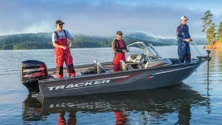 TRACKER Boats: 2017 Targa V-20 WT Deep V Fishing Boat