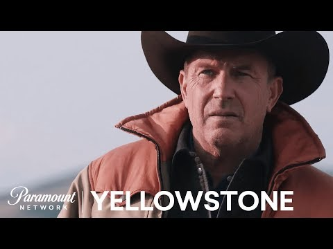 'Yellowstone' Exclusive Teaser Trailer Starring Kevin Costner | Paramount Network