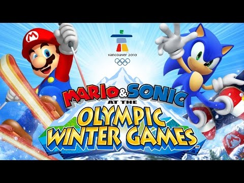 Mario & Sonic at the Olympic Winter Games DS (Vancouver 2010