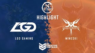 Highlight DAC 2018 | LGD Gaming vs Mineski - Bo5 | Grand Finals