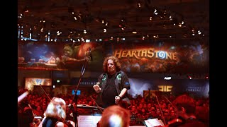 Video Games Live joue Hearthstone @gamescom2018