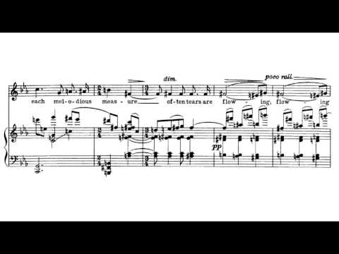 Charles Ives - Songs My Mother Taught Me (a)