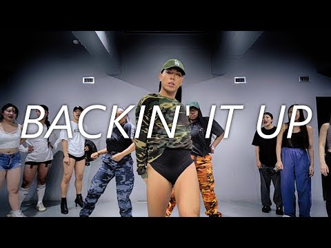 Pardison Fontaine - Backin' It Up | WACOON choreography