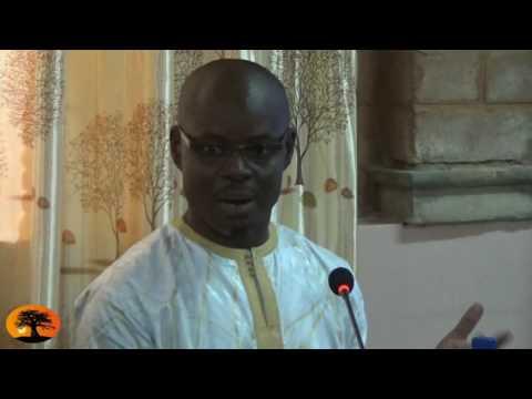 Débat citoyen acte1 : M. Dany AYIDA décrypte la Lettre Episcopale des évêques du Togo.