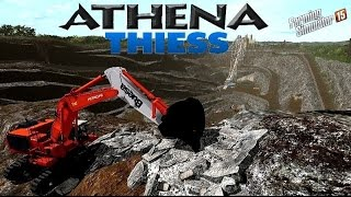 "Video FS15 Carrière Athéna THIESS ""WIP-TESTS""Tuto/Epis1 download MP3, 3GP, MP4, WEBM, AVI, FLV November 2018"