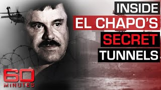 Capturing El Chapo - The world's most wanted drug trafficker | 60 Minutes