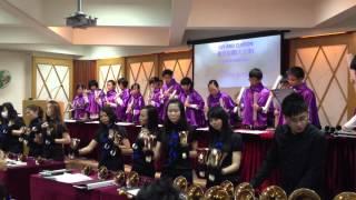 Joy and Elation -  中華基督教屯門堂手鈴隊 + 香港教育學院師鈴隊