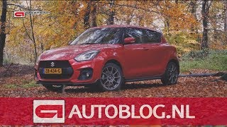Project Suzuki Swift Sport: nieuwe velgen en banden Video