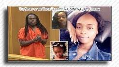"The Story of ""Triple Tragedy"" in HAINES CITY, FL - Ernst Cherizard (38) ARRESTED"