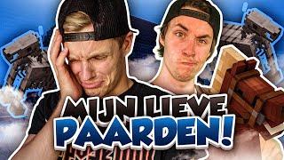 MIJN LIEVE PAARDEN! - Minecraft Survival #46