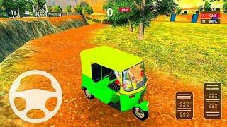 TUK TUK 2020 AUTO RICKSHAW SIMULATOR 2020 | 🛺 TUK TUK AUTO GAME screenshot 5