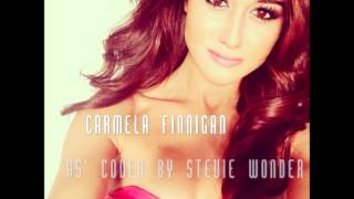 'As' Stevie Wonder cover by Carmela