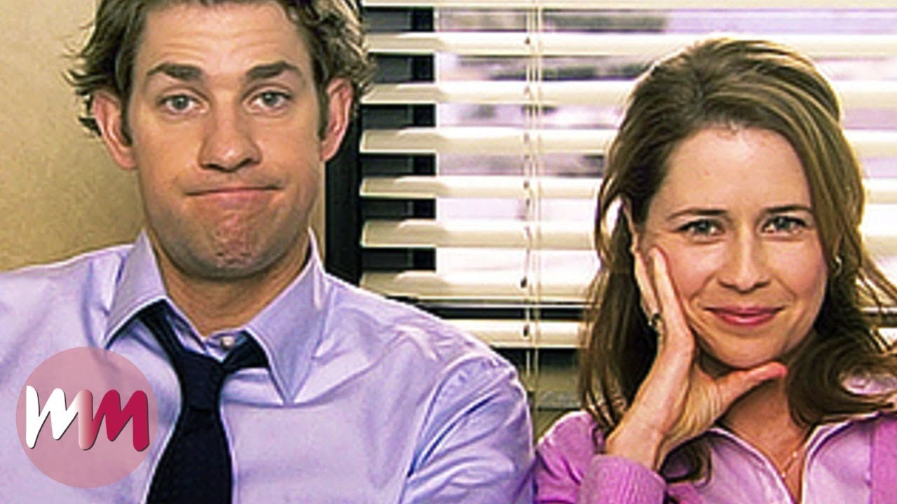 Top 10 Cutest Jim Pam Moments On The Office Youtube