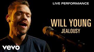 Смотреть клип Will Young - Jealousy