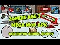 Zombie Age 3 v1.2.4 (MEGA MOD, Unlimited Money/Ammo) DOWNLOAD LINK!!