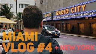Utolsó nap Miamiban és egy kis esti NY | Miami VLOG #4 + New York