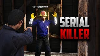 I'M A SERIAL KILLER *INTENSE ENDING* | GTA 5 ROLEPLAY