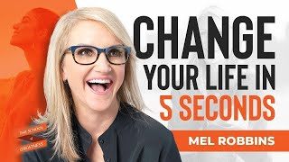 the 5 second rule to change your life with mel robbins and lewis howes