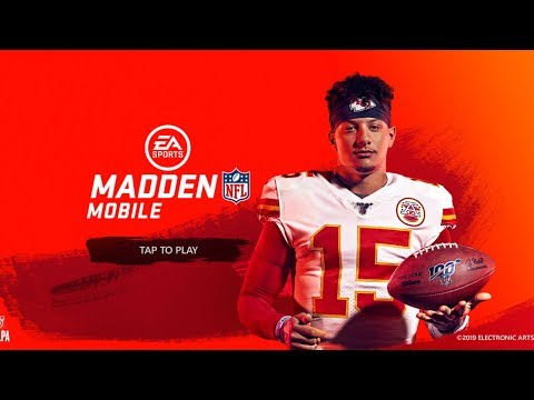 CHF's Madden Mobile 20 Launch Day Stream - Come Chill!