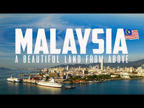 MALAYSIA - A BEAUTIFUL LAND FROM ABOVE [SUNDAY PREMIERE]