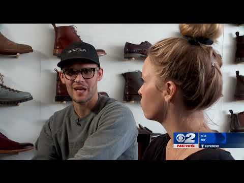 Inside the Story: Selling men's shoes becomes booming business ...