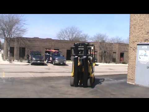 FORKLIFT FOR SALE #21981, Daewoo GC25S