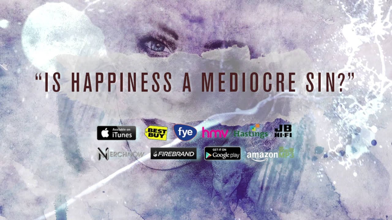 The Color Morale - Is Happiness A Mediocre Sin? (Stream)