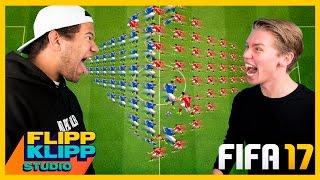 OMKAMPEN! MARKUS VS RANDULLE - Høydepunkt FIFA livestream #2