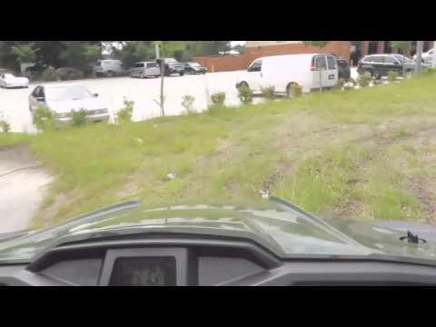 2015 honda pioneer 500 sxs test drive pov youtube for Savannah honda yamaha