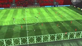Kalmar FF vs AIK - Goitom Mål 31 minuter