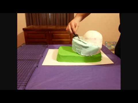 Toy Story 3 Birthday Cake Multi Layered Cake Youtube